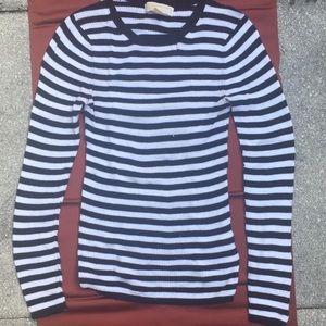 MICHAEL MICHAEL KORS Sweater Black & White Small